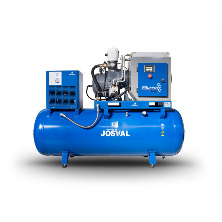 Skrūves kompresors JOSVAL PractikO 15-500 -EDS