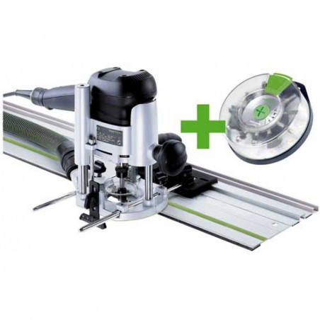 Virsfrēze FESTOOL OF 1010 EBQ-Set + Box-OF-S 8/10x HW