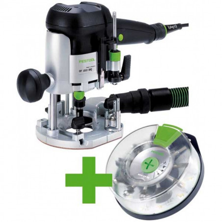 Virsfrēze FESTOOL OF 1010 EBQ-Plus + Box-OF-S 8/10x HW