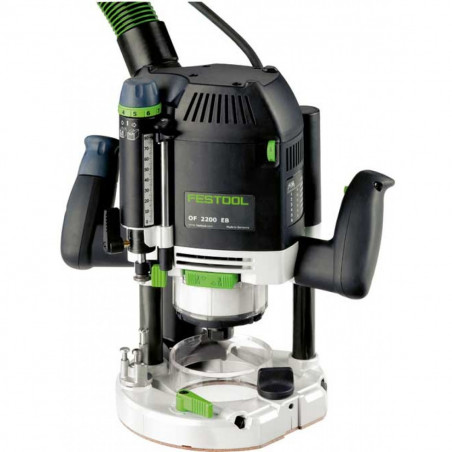 Virsfrēze FESTOOL OF 2200 EB-Set