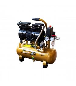Kompresors Aflatek Silent 10-1 EXC bezeļļas membranas tipa ar ūdens atdalītāju