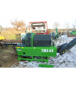 Malkas skaldītājs KP-Forsttechnik TMS-45
