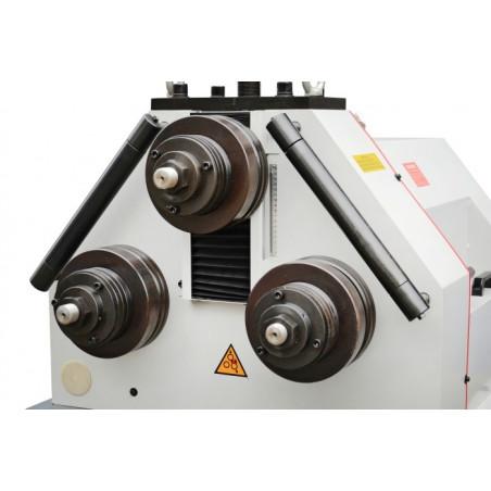 Cauruļu un profilu lokāmā iekārta MAKTEK RBM 65 HV