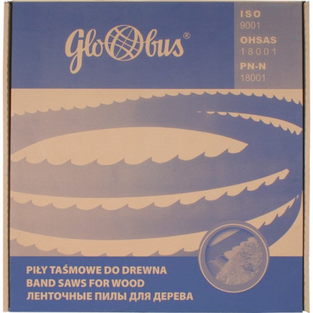 Zāģlenta 4250x35 Globus PA 510