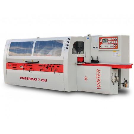 Četrpusējā ēvele Winter Timbermax 7-23 U