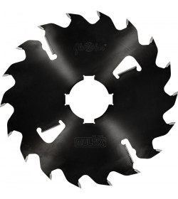 350x80x3,8/2,5 z14+4 Zāģripa daudzzāģim