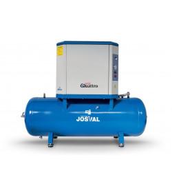 Josval 4UATTRO 5,5/500 -EDS- (with dryer) Kluss Kompresors