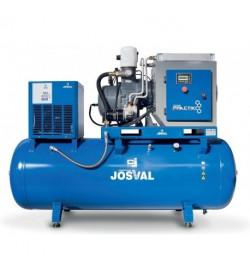 Skrūves tipa kompresors Josval -PractikO 10-500 -EDS-