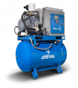 Skrūves tipa kompresors  Josval -PractikO 7,5-270/A