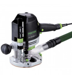 Virsfrēze FESTOOL OF 1400 EBQ-Plus + Box-OF-S 8/10x HW