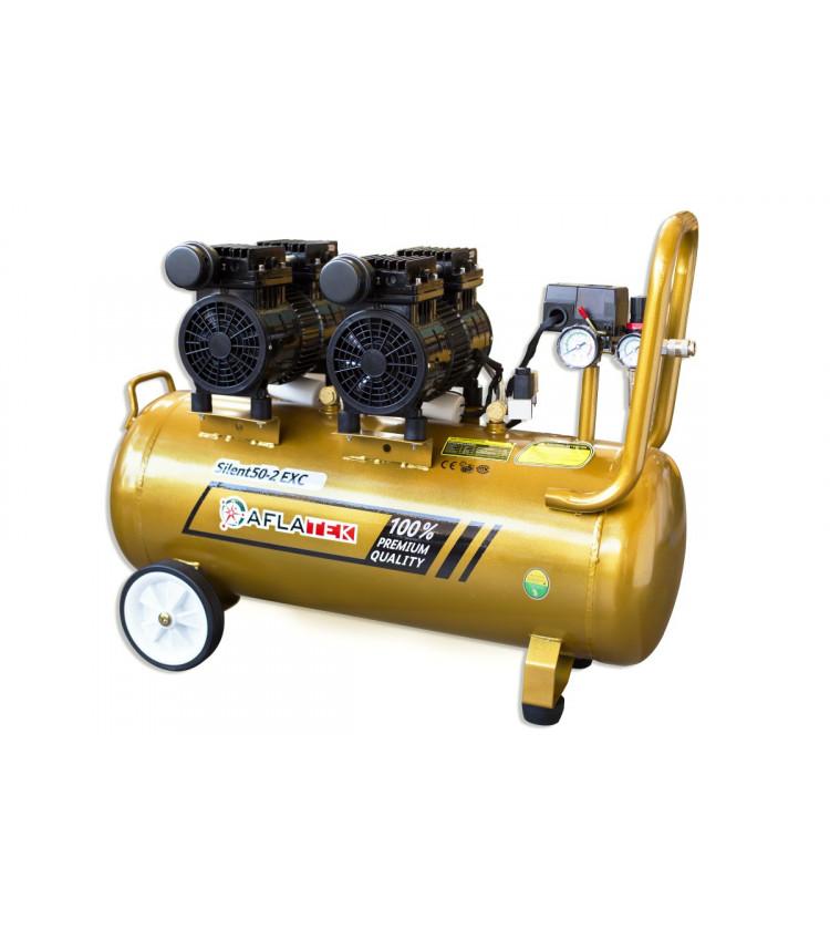 Kompresors Aflatek Silent 50-2 EXC