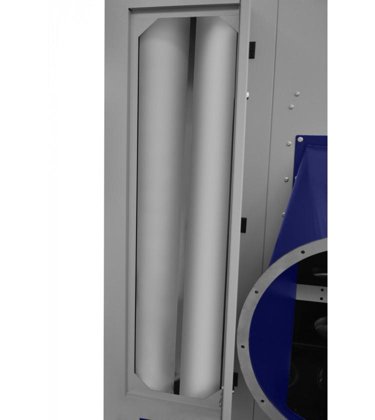 Industriālais putekļu nosūcējs CORMAK DC50000