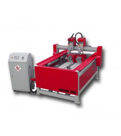 CNC frēze Winter ROUTERMAX Winter ROUTERMAX 1118 ROTARY DUO