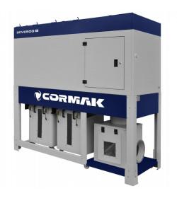 Industriālais putekļu nosūcējs CORMAK DCV6500 B