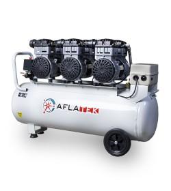 Kompresors AFLATEK SilentPro100-3 bezeļļas