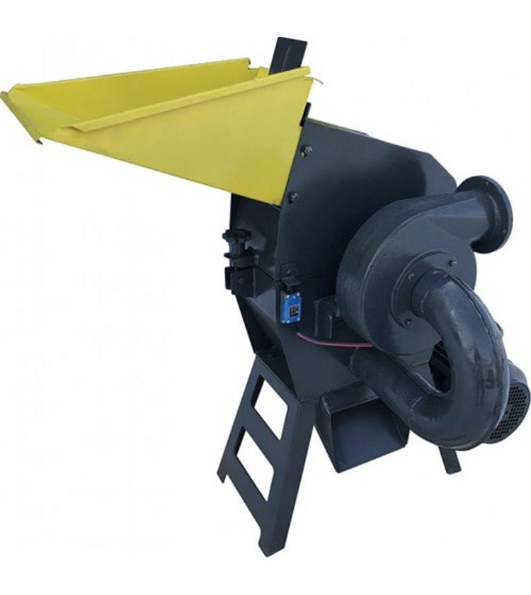 Dzirnavas - āmurtipa ar ciklonu 4kW
