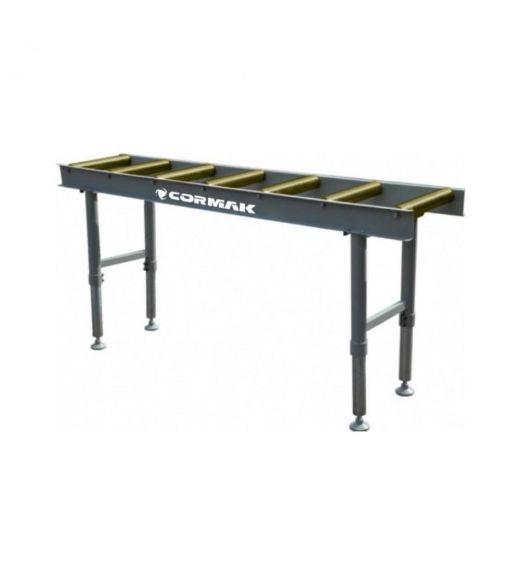 HRT7 2m ruļļu galds Cormak