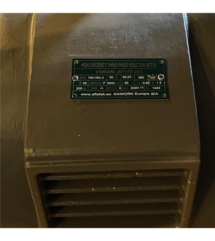 Skrūves tipa kompresors Aflatek Screw40A