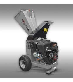 Zaru smalcinātājs Jansen GTS-1000, 15 HP LONCIN