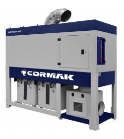 Industriālais putekļu nosūcējs Cormak DCV6500TC