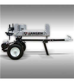 Log splitter Jansen HS-20DS63E with electric engine, double action, 20 tons