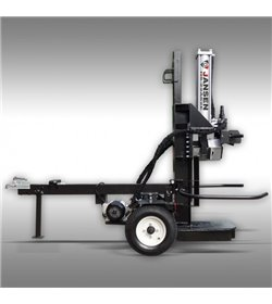 Log splitter Jansen HS-22A62E electric eng., horizontal/vertical, hydraulic, 22t