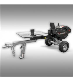 Log splitter Jansen FS-35speed with gasoline engine, 35 t, kinetic, horizontal