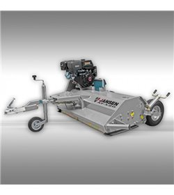 ATV - flail mower Jansen AT-120 with 15HP petrol engine
