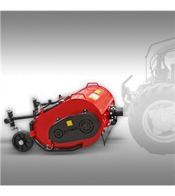 Flail Mower with 80 cm width for hand tractor Jansen MGT-800D