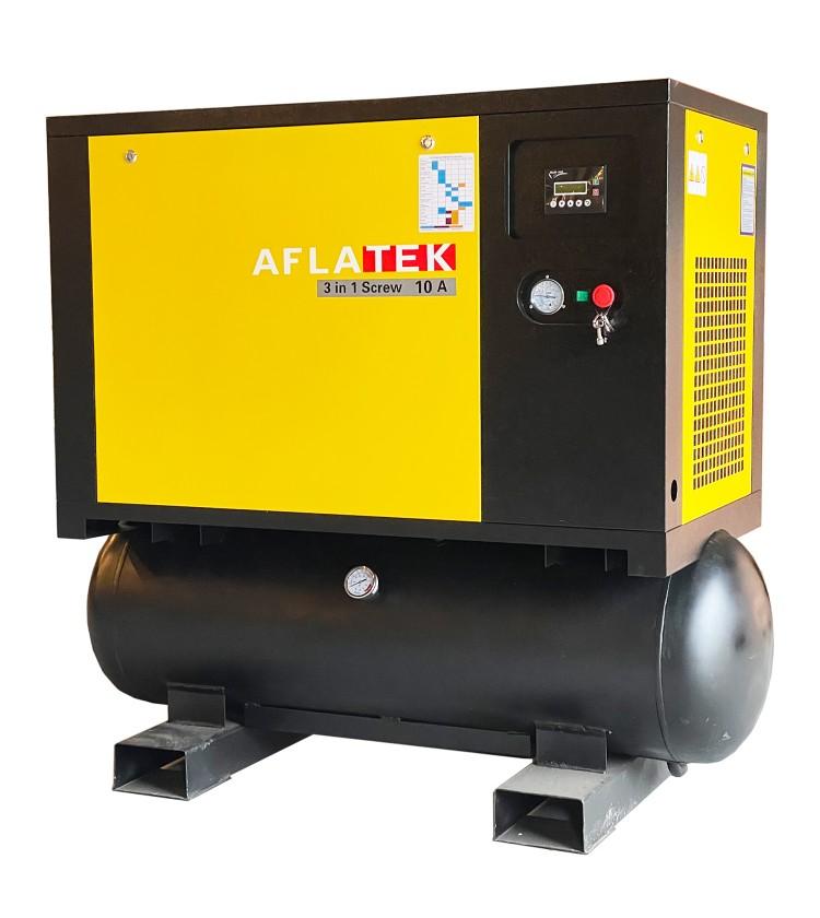 Skrūves tipa kompresors Aflatek 3in1 10A