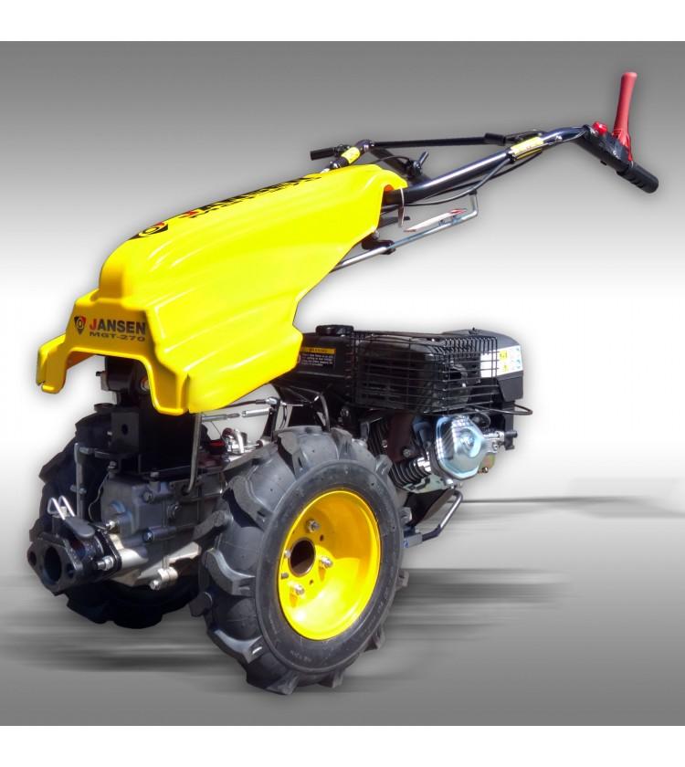 Motobloks Jansen MGT-270, 9HP