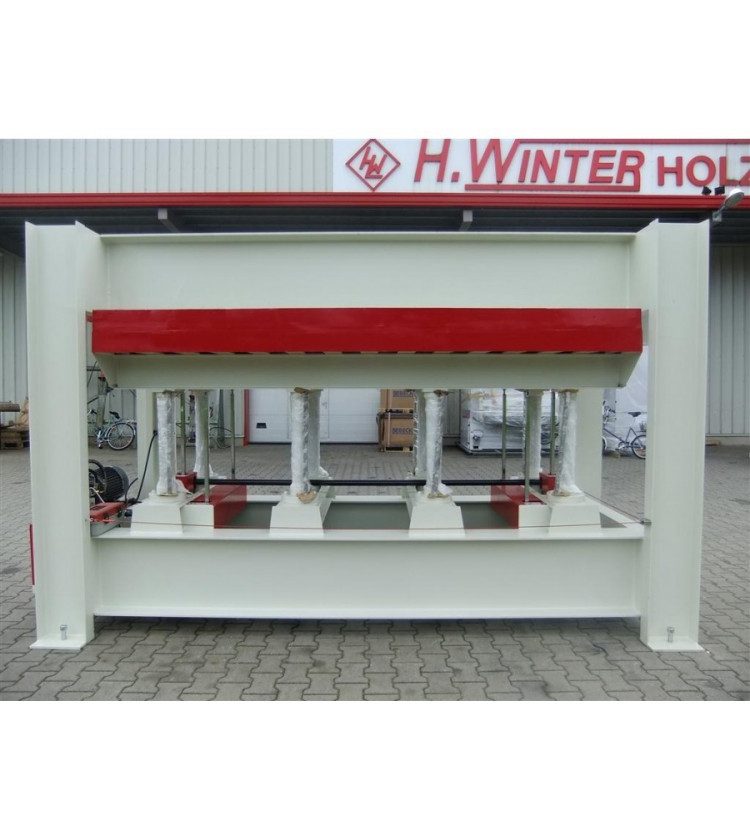 Winter prese SOLID 3013-100