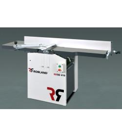 Taisnošanas garenfrēzmašīna/ biezumēvele Robland- NXSD 410